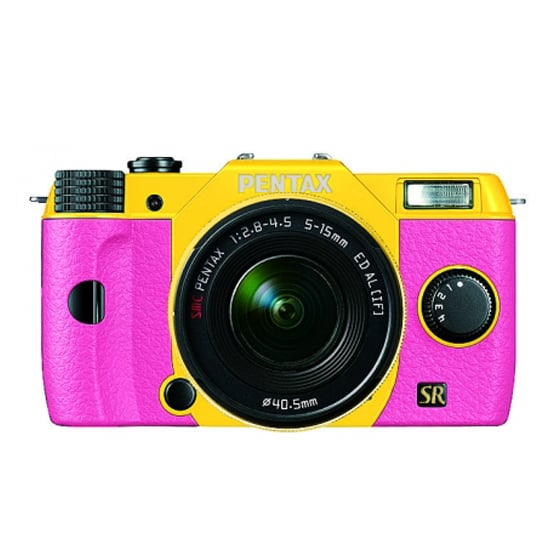 Pentax Multi Color Camera