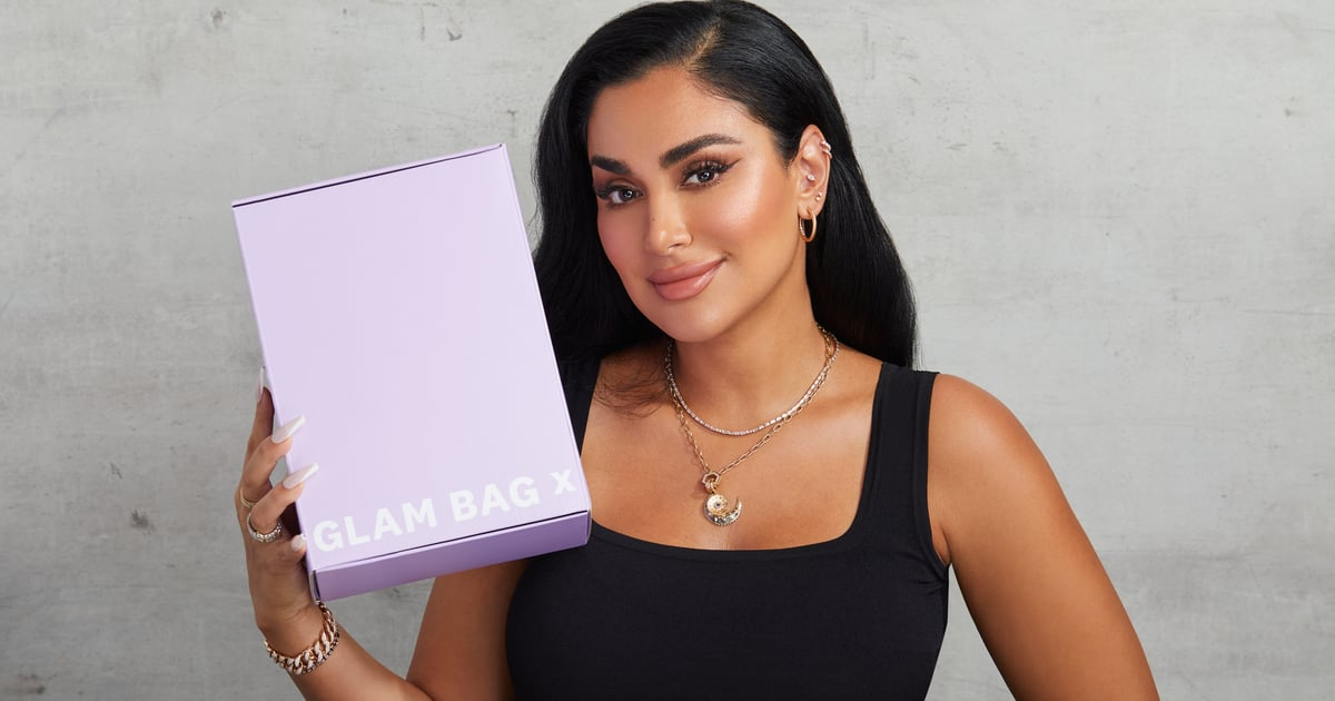 """Huda Kattan Wants to Inspire You to """"Escape"""" Through Makeup With Her New Ipsy Glam Bag.jpg"""