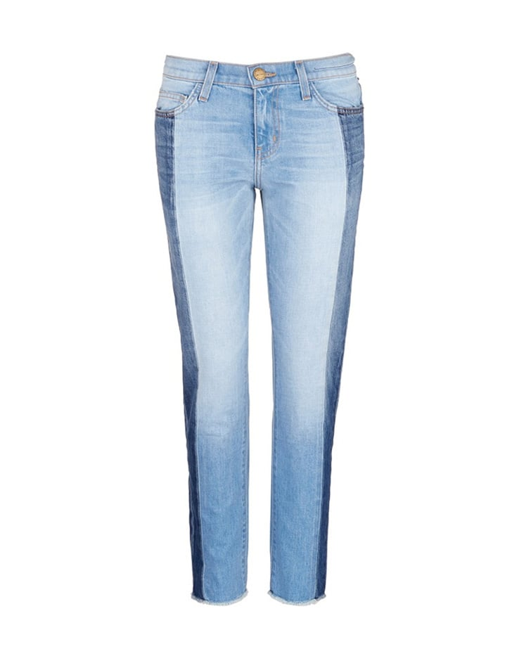 Current/Elliott 'The Seamed Vintage Straight' Cropped Jeans ($213, originally $426)