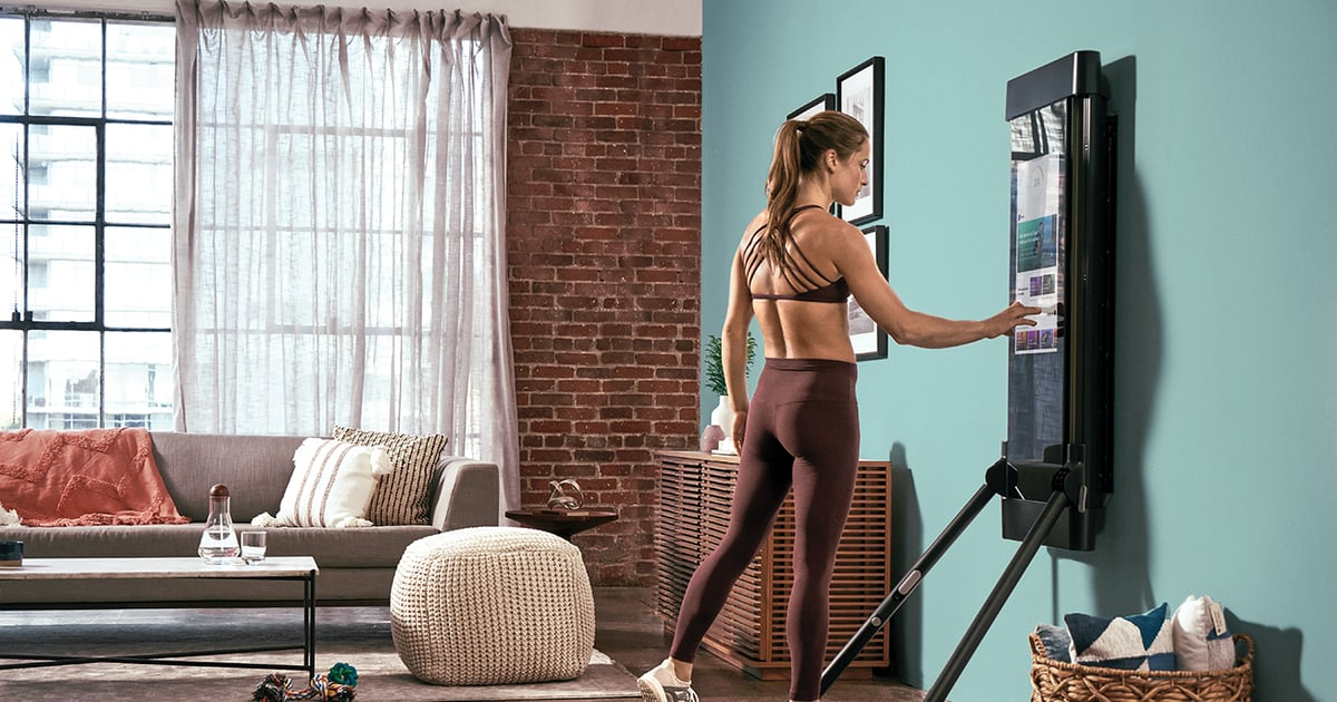 Tonal Is an All-in-One Home Gym With Up to 200 Pounds of Resistance, and I Got to Try It Out