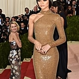 Zendaya Hair and Makeup at the 2016 Met Gala