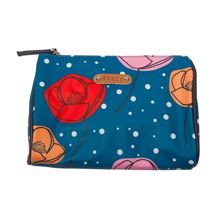 Attic Accessories Patsy Makeup Bag, $29.95