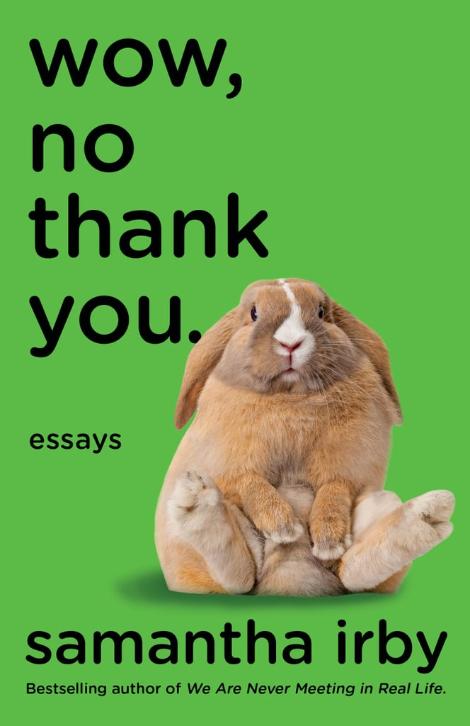Wow, No Thank You: Essays by Samantha Irby