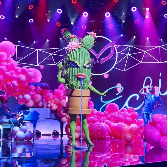 Performances by the Cactus on The Masked Singer