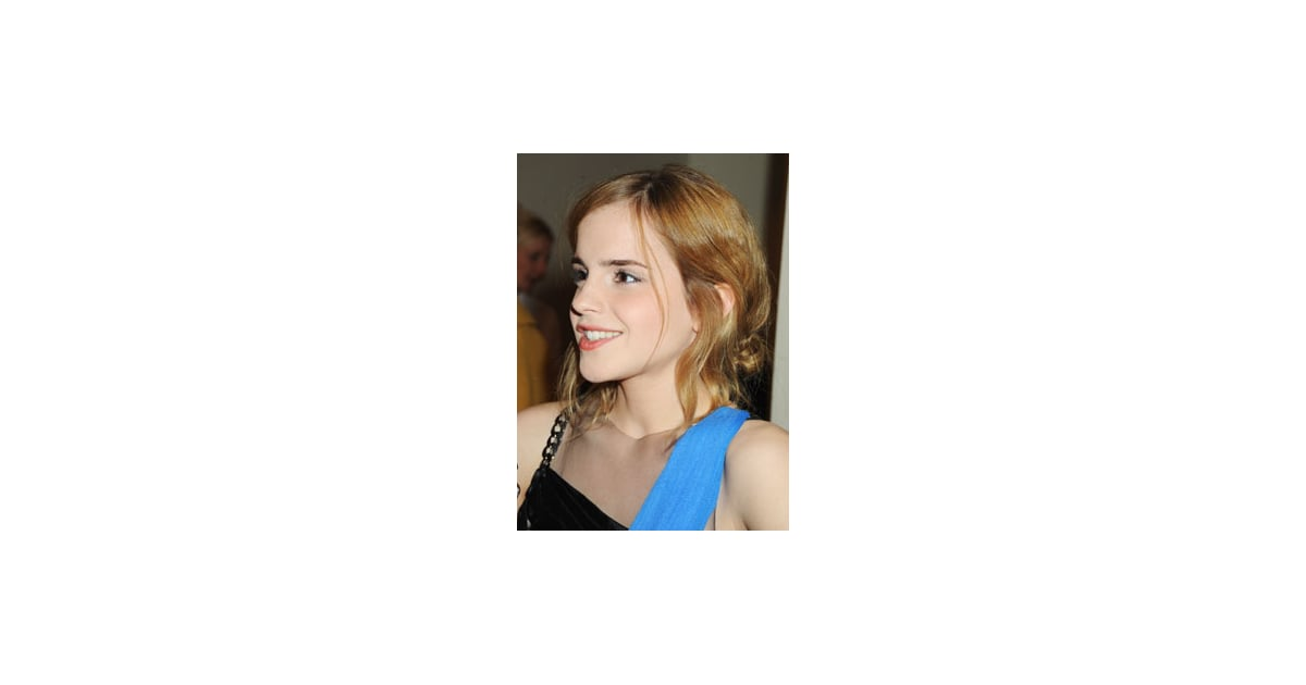 Pop Poll On Emma Watson Who Has Said She Will Give Up