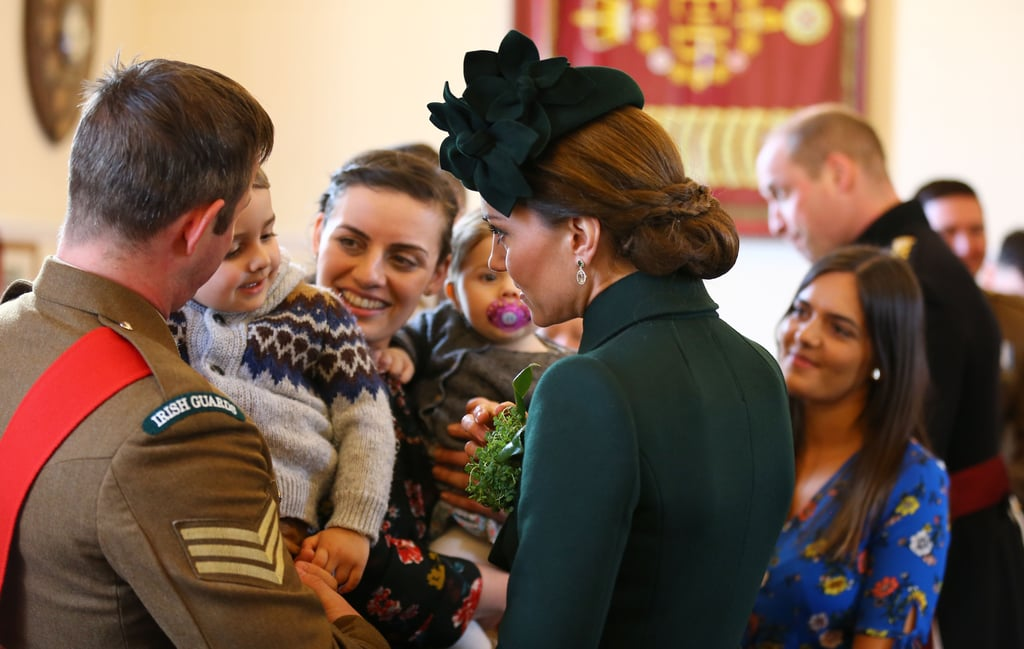 Prince William and Kate Middleton Celebrated St. Patrick's Day With Guinness and Giggles