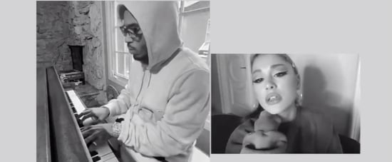 Ariana Grande's My Everything At-Home Performance Video