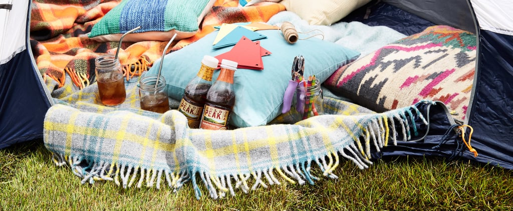 How to Throw a Backyard Camping Party
