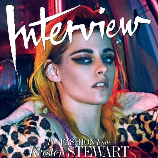 Kristen Stewart Interview Magazine Quotes and Pictures