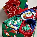 Happy Socks Holiday 3-Pack Gift Set