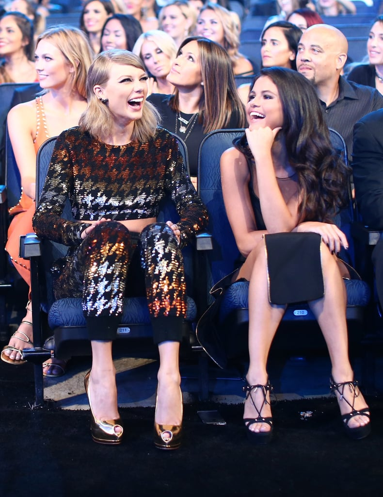 Selena gomez and taylor swift best friends 2018