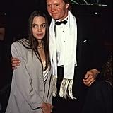 Angelina Jolie, 1980