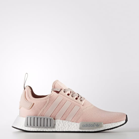 Pink Adidas NMD Sneakers