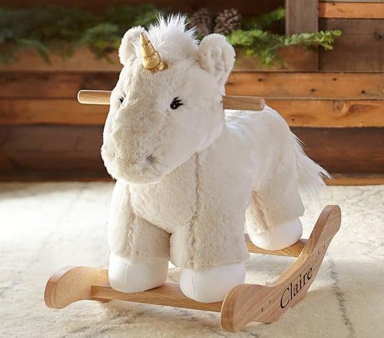 For Infants: Unicorn Rocker