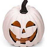 Resin Jack O Pumpkin With Led Light