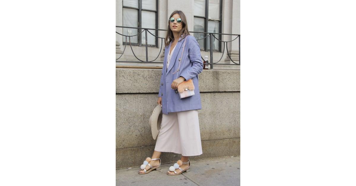 Street Style Bei Der New York Fashion Week September 2015 Street Style New York Fashion Week