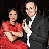 Ruth Negga and Andrew Scott