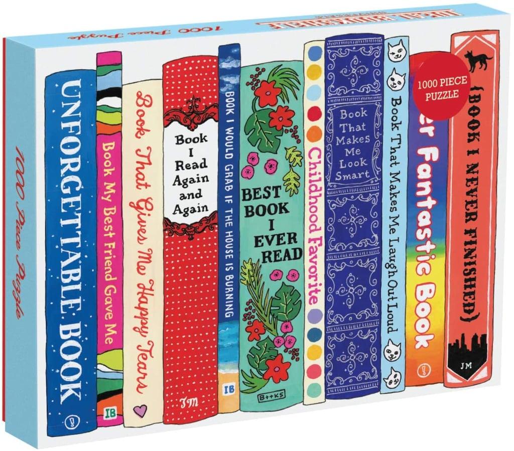 Galison Ideal Bookshelf: Universals Puzzle