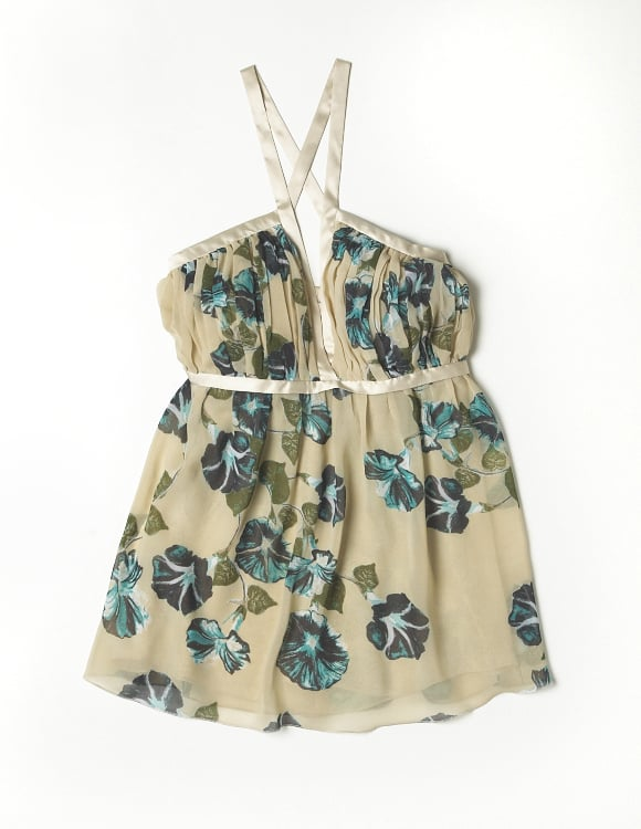 Alberta Ferretti for Macy's Impulse Floral Print Halter Top ($59)