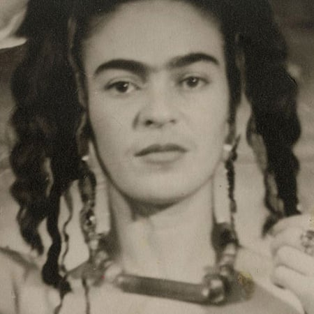 Beauty Biography of Frida Kahlo