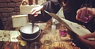 This Harry Potter Inspired Bar Lets You Make Your Own (Boozy) Potions