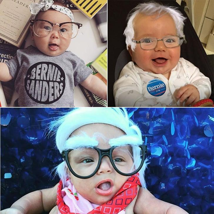 #BabiesForBernie Instagram Photos