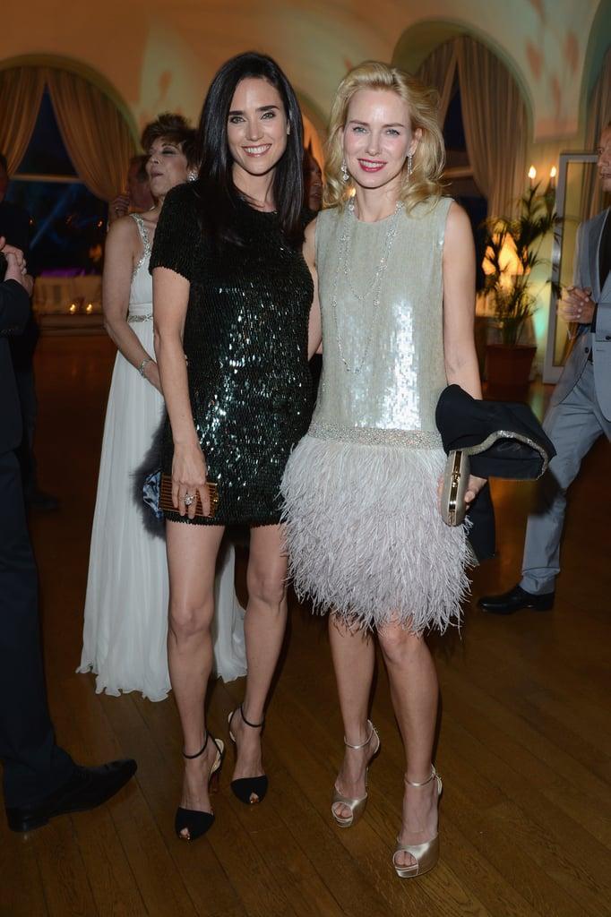 Vanity Fair and Gucci's Bash Brings Out Salma, Naomi, Jennifer, and More