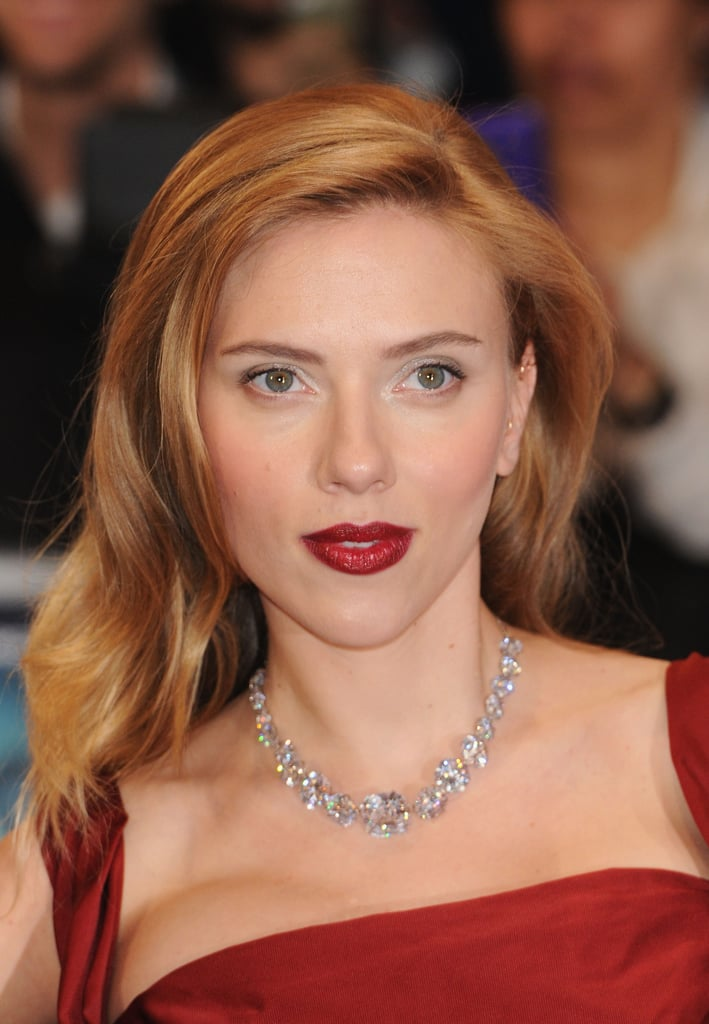 Scarlett Johansson's Best Hair and Makeup Looks | POPSUGAR Beauty