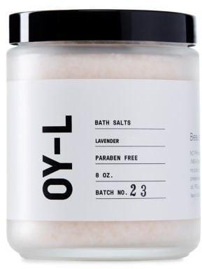 OY-L Bath Salts