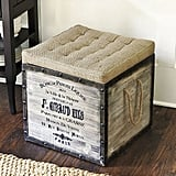 Furniture with Built-In Storage Space