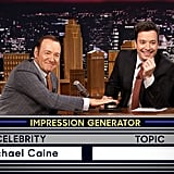 Kevin Spacey's Celebrity Impressions