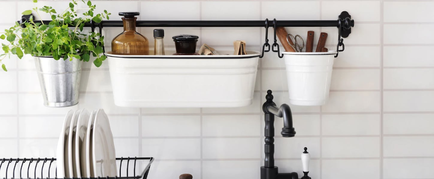 The Best Ikea Kitchen Products For Small Spaces | 2020
