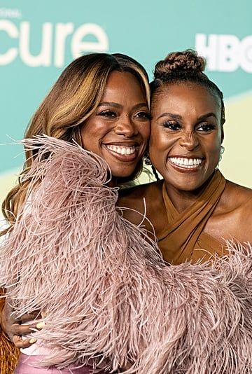 See Issa Rae and Yvonne Orji's Friendship in Pictures