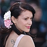 Ariel was modeled after actress Alyssa Milano.