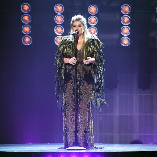 Kelly Clarkson American Music Awards 2017 Performance Video