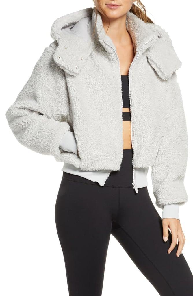 Alo Foxy Faux Sherpa Jacket