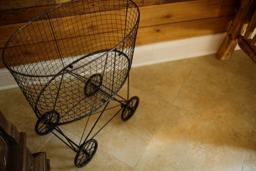 DIY Rustic Baby Boy Nursery