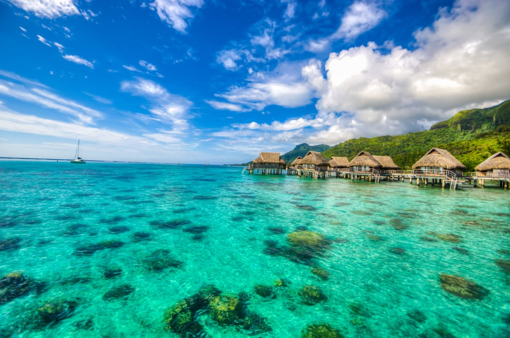 Snorkel in Tahiti