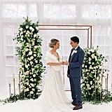 Harry Potter Ravenclaw Wedding Photos