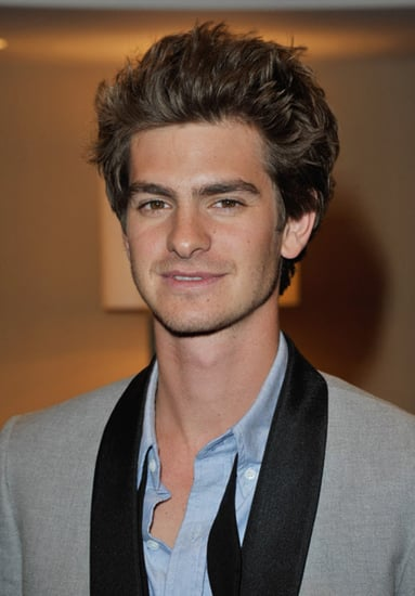 Picture of British Actor Andrew Garfield Will Star in Spider-Man Reboot