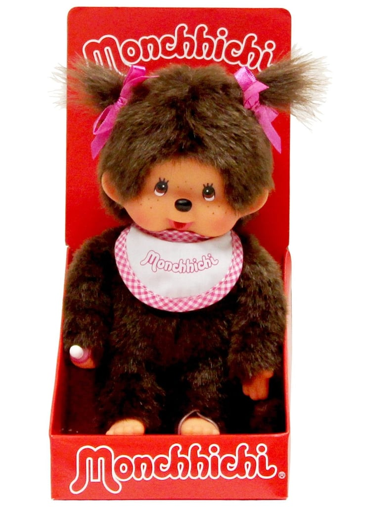 Monchhichi Classic Girl Monkey