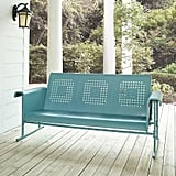 Metal Patio Sofa Glider ($400)
