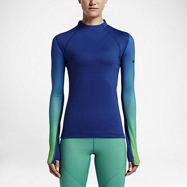 810d8ade34fdd Nike Pro Hyperwarm Women s Long Sleeve Training Top