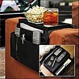 Couch Buddy Remote Control Holder Sofa Arm Rest Organizer