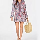 La Blanca Swirlin' Around Tunic Cover-Up