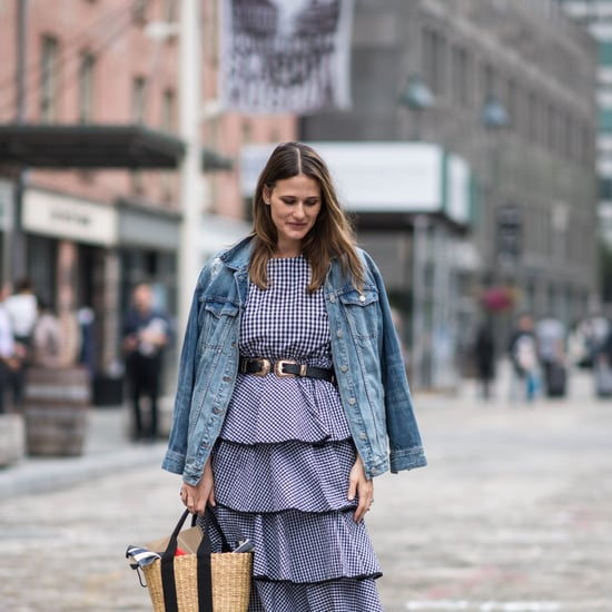 How to Wear a Midi Dress