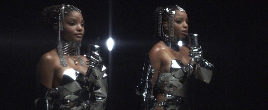Watch Chloe x Halle's 2020 MTV VMAs Performance Video