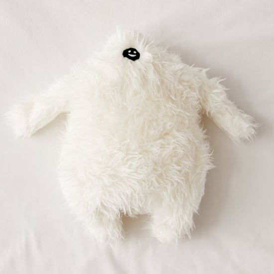 This Yeti Throw Pillow Is So Soft and Cute