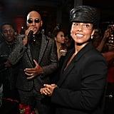 Alicia Keys Without Makeup