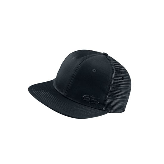4cf63bcec6d Go chic and refined with this Nike cap — we especially love the black-on